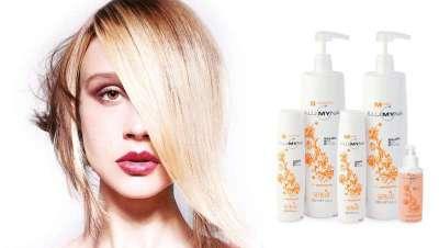 Illumyna, la línea de productos profesional para la belleza y el cuidado del cabello