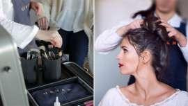 Los profesionales de Urvan recrean un salón de belleza donde el cliente desee, facilitando todo el proceso de disfrutar de una experiencia de belleza exprés