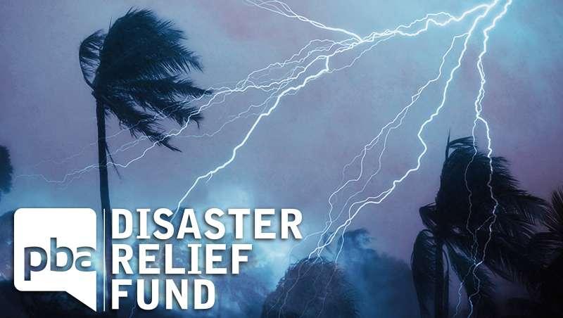 La PBA Disaster Relief Fund ayuda a los salones afectados por el huracán Harvey