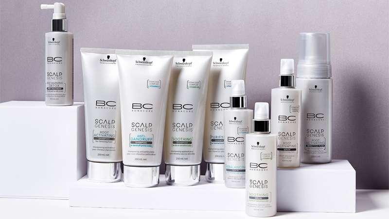 Schwarzkopf Professional lanza BC Bonacure Scalp Genesis, acción detox