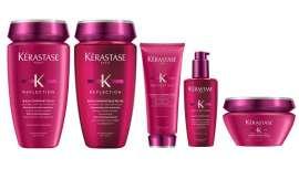 A marca inovou e reinventou a gama que permite uma coloração de correção da cor para maior luminosidade e textura de cabelos com coloração
