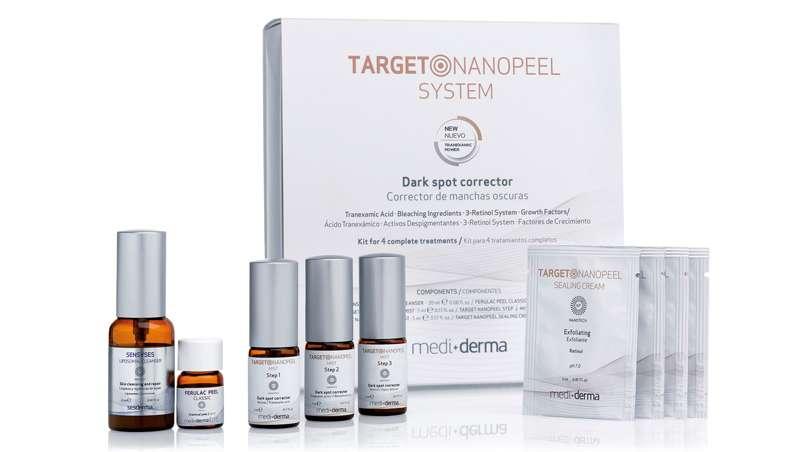 Mediderma peeling Target Nanopeel
