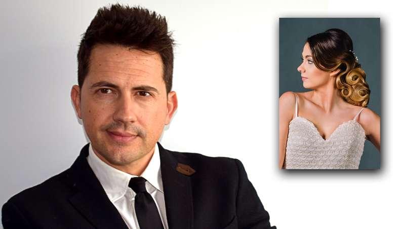Juan Ayoso y Fivair, un dúo explosivo para una colección 'bridal'