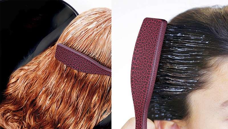 Ya está aquí iBlend, el cepillo que revoluciona la coloración y los tratamientos capilares
