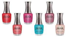 Colour Revolution es la nueva línea de esmaltes de la firma y consta de tres productos con unas prestaciones realmente innovadoras