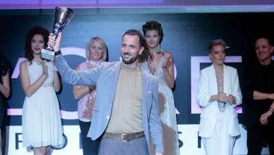 Landry Agres, ganador nacional del Colour Trophy