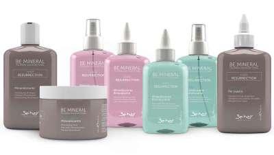 Be Mineral, tratamiento hidratante específico para cabellos finos y crespos