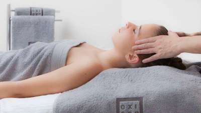Novo tratamento para o rosto e corpo de Oxigen