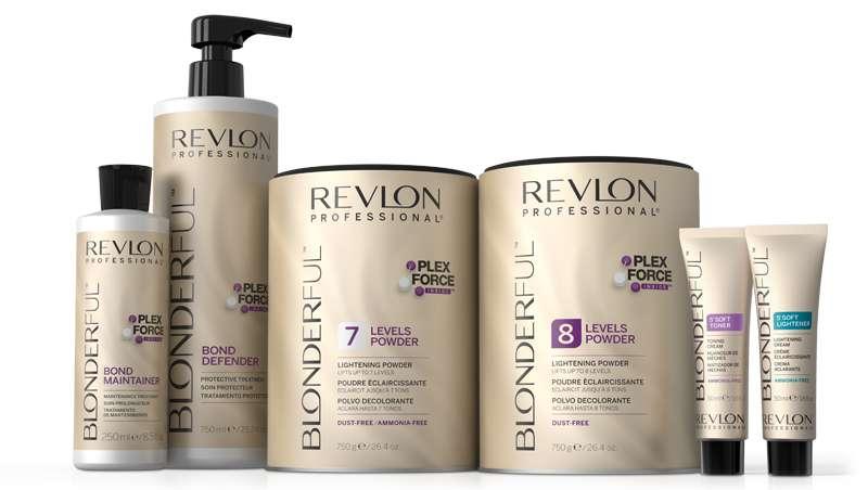 Blonderful, lo último en servicios de decoloración de Revlon Professional