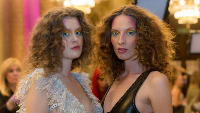 Antonio Corral Calero y sus looks de pasarela en la London Fashion Week