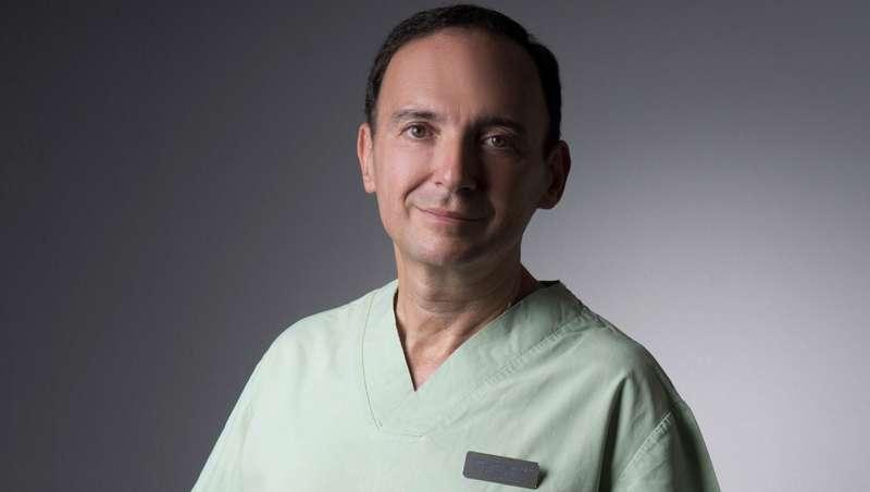 Diego Tomás Ivancich, más de 20 años de experiencia como cirujano plástico y un objetivo, conseguir pacientes satisfechos