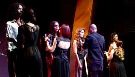 El emblemático teatro El Molino acogió el estreno de la colección otoño-invierno de Ten Image el pasado 18 de septiembre. Raw Luxure sugiere una experiencia de belleza glamurosa, sensorial y real a través de texturas, olores y colores