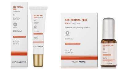 Ses Retinal Orange Peel, indicado para pieles con tendencia acnéica