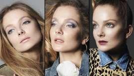 Rostros absolutamente parisinos y glamurosos, las señas de identidad de las nuevas propuestas en maquillaje de la famosa firma. Te los descubrimos uno a uno