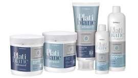 Montibello lanza lo más nuevo en decoloración, para un rubio personalizado y un cabello cuidado y extremadamente bonito. Platiblanc Advanced, la decoloración cosmética