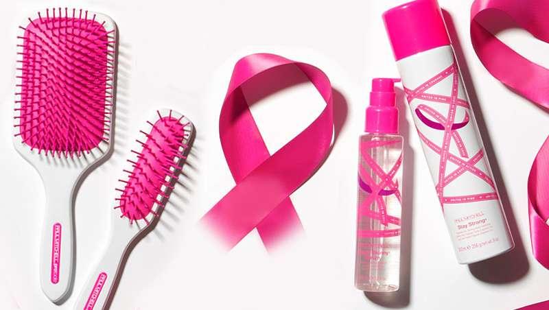 Piensa en rosa y descubre los siete productos para concienciar sobre el cáncer de mama