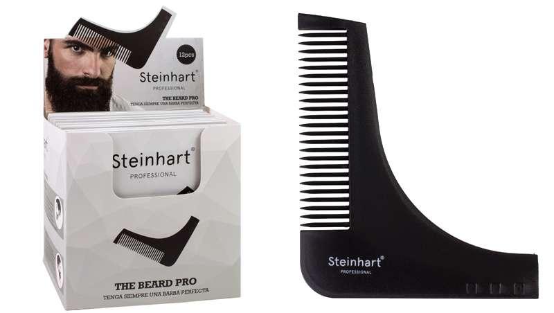 Beard Bro, bienestar para el hombre. El peine para barba profesional de Steinhart