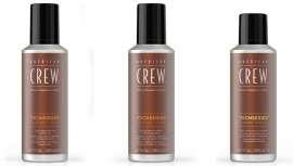 American Crew presenta esta  línea de productos de styling que proporcionan un acabado perfecto en cabellos medios y largos