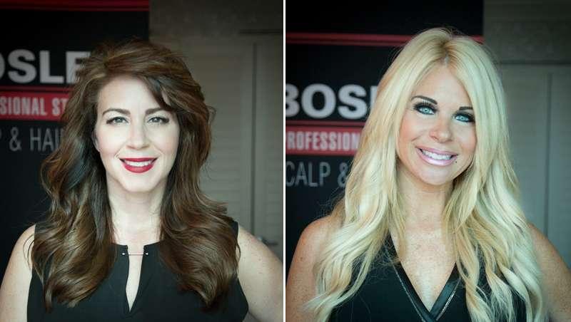 Cathy Vogel y Christine Betz, nuevas incorporaciones en Bosley Professional Strength
