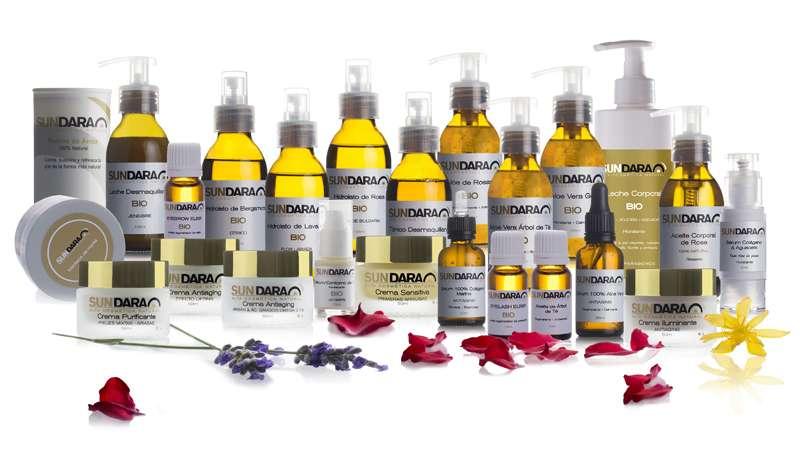 Sundara apuesta por los productos 100% Bio en su nueva línea cosmética