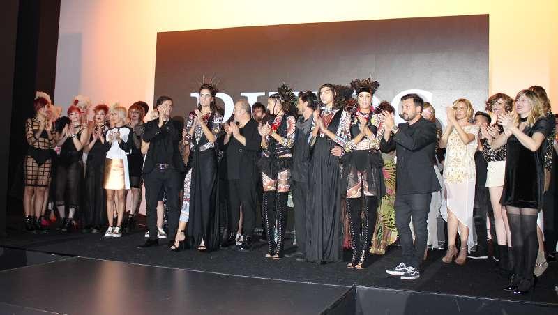 Cóctel de tendencias emociones y mucha moda en la Hair Fashion Night de L'Oréal Professionnel