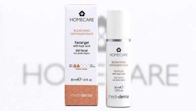 Gel facial despigmentante Mediderma para renovar la piel