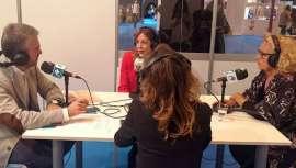 Carmen Cazcarra, directora y fundadora de Cazcarra Image Group, y Sonia Alfaro, adjunta a dirección, hablaron de la actual situación del sector de la belleza