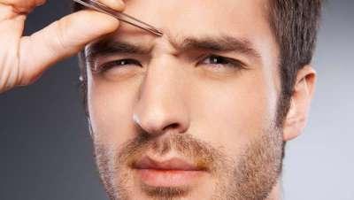 O desenho de sobrancelhas no homem, um mercado em crescimento