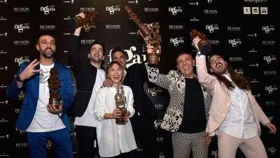 Estos son los ganadores de los Premios Fígaro, en una edición en la que la Peluquería Española ha sido más protagonista que nunca