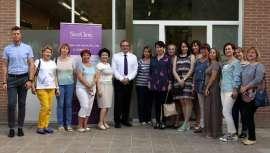La firma española de cosmética clínica de resultados, ha recibido en su sede central de Alicante a un grupo de clientes médico-estéticos rusos para presentarles sus últimas innovaciones