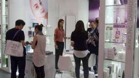Este encuentro internacional con la belleza, que cuenta con más de 1.500 expositores, ha enriquecido la exitosa expansión de la firma, ya presente en más de 20 países