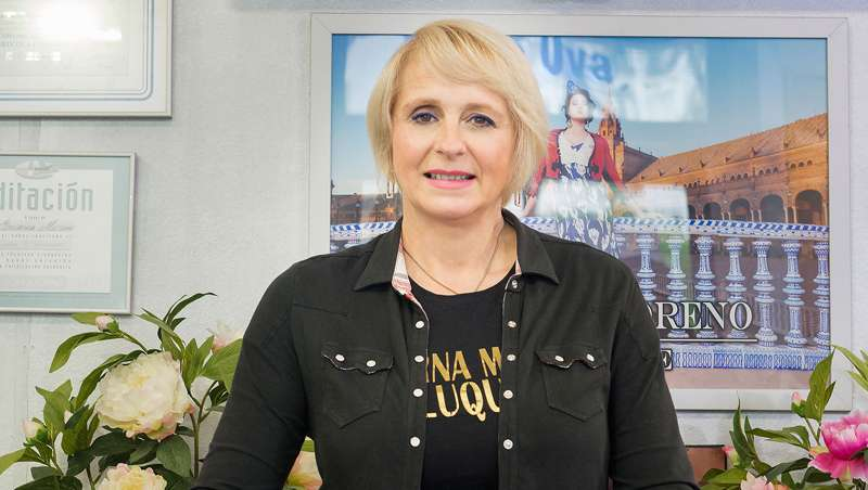 Encarna Moreno, pasión confesa por la peluquería y el arte de la belleza