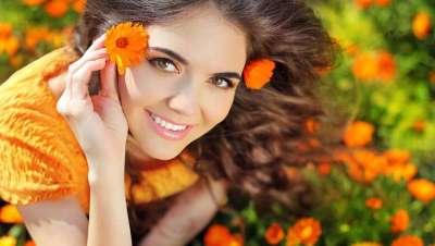 A calêndula no tratamento dos problemas relacionados com a pele