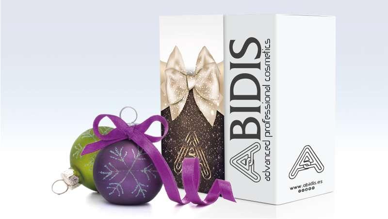 Abidis presenta packs de regalo personalizados esta Navidad