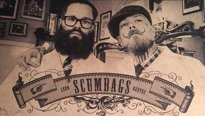 Leen y Bertus, los 'chicos malos' que revolucionan la barbería