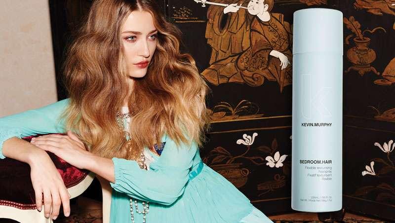 Bedroom.Hair, el espray de acabado que conserva la textura y el movimiento del pelo sin perder estilo