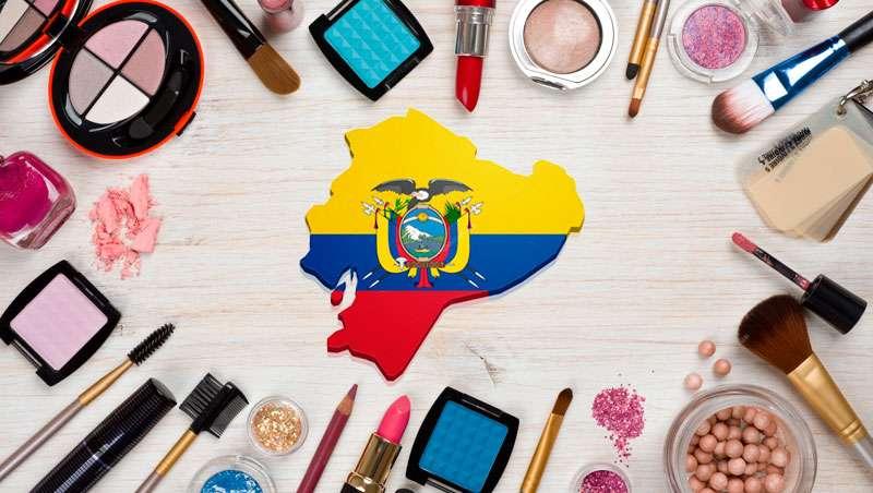 La industria de la cosmética en Ecuador