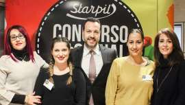 La segunda posición ha sido para Lucía García Sabio (Almería), que recibirá 1.000 euros en producto