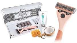 La compañía FFS está promocionando la afeitadora de oro rosa con #MeetRose