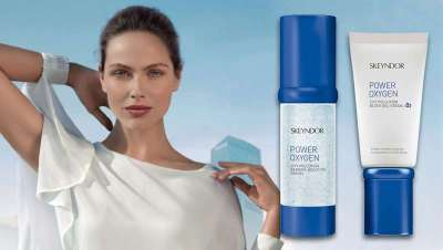 Protege a pele da poluição com Skeyndor