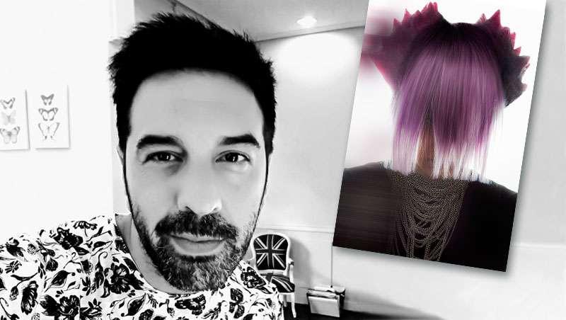 José Urrutia, una y mil veces y en todas sus vertientes, el cabello