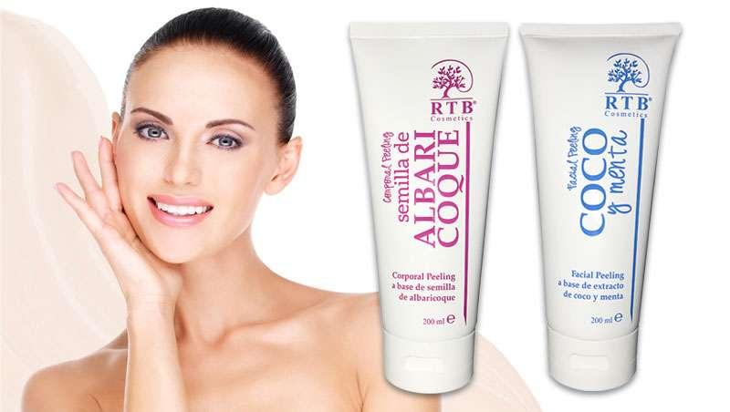 Epotam Store propone dos peelings afrutados para eliminar las imperfecciones de la piel