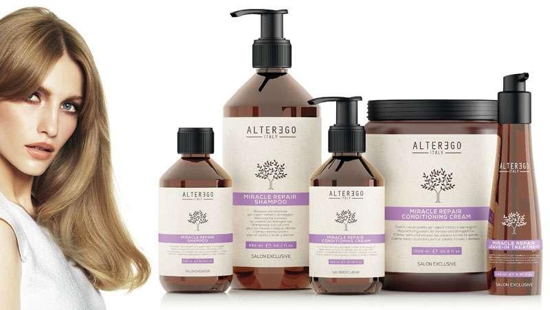 Miracle Repair Collection, el tratamiento que devuelve salud y fuerza al cabello