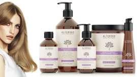 Alter Ego Italy da a conocer este tratamiento reestructurador para cabellos débiles, dañados y desfibrados