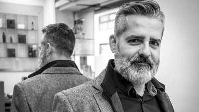 Grey Fringes Collection por Jordi Pérez, la Barbería de Gràcia