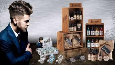 Beardburys, nueva línea masculina inspirada en el carácter auténtico y genuino de la barbería