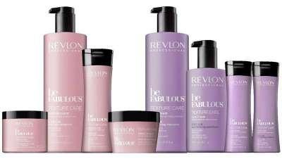 be Fabulous Texture Cure, la nueva línea para cabellos lisos o rizados de Revlon Professional