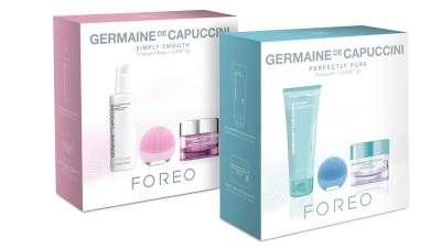 Germaine de Capuccini y Foreo unen experiencias para crear dos tratamientos dirigidos al cuidado de la piel