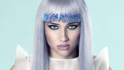 MoonLight Glitter Collection, el arte de maquillar el cabello, por Gonzalo Zarauza