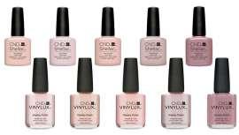 Cada tono de piel es especial y único, y por ello, CND lanza estos cinco nuevos tonos nude para realzar la belleza natural de cada mujer